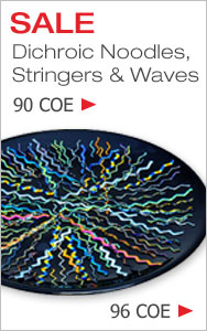 Dichroic Noodles, Stringers and Waves Sale