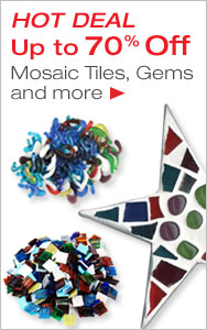 Hot Deal Mosaic Supplies