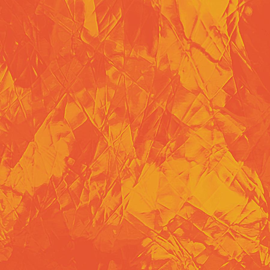Spectrum Orange Artique Artique Spectrum Glass