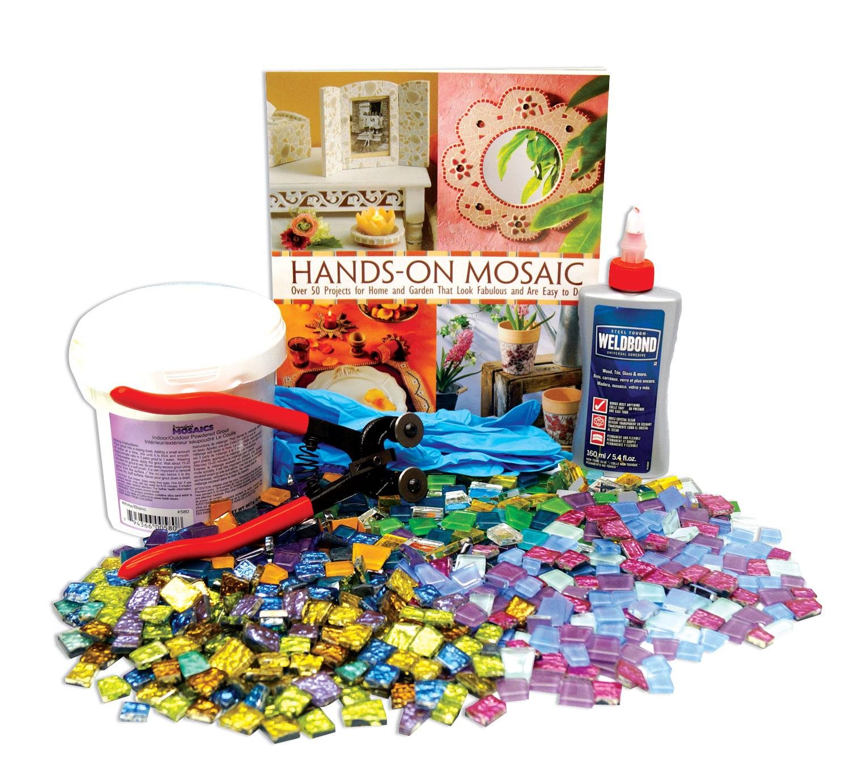 ... mosaics mosaic beginner kit image gallery mosaic beginner kit