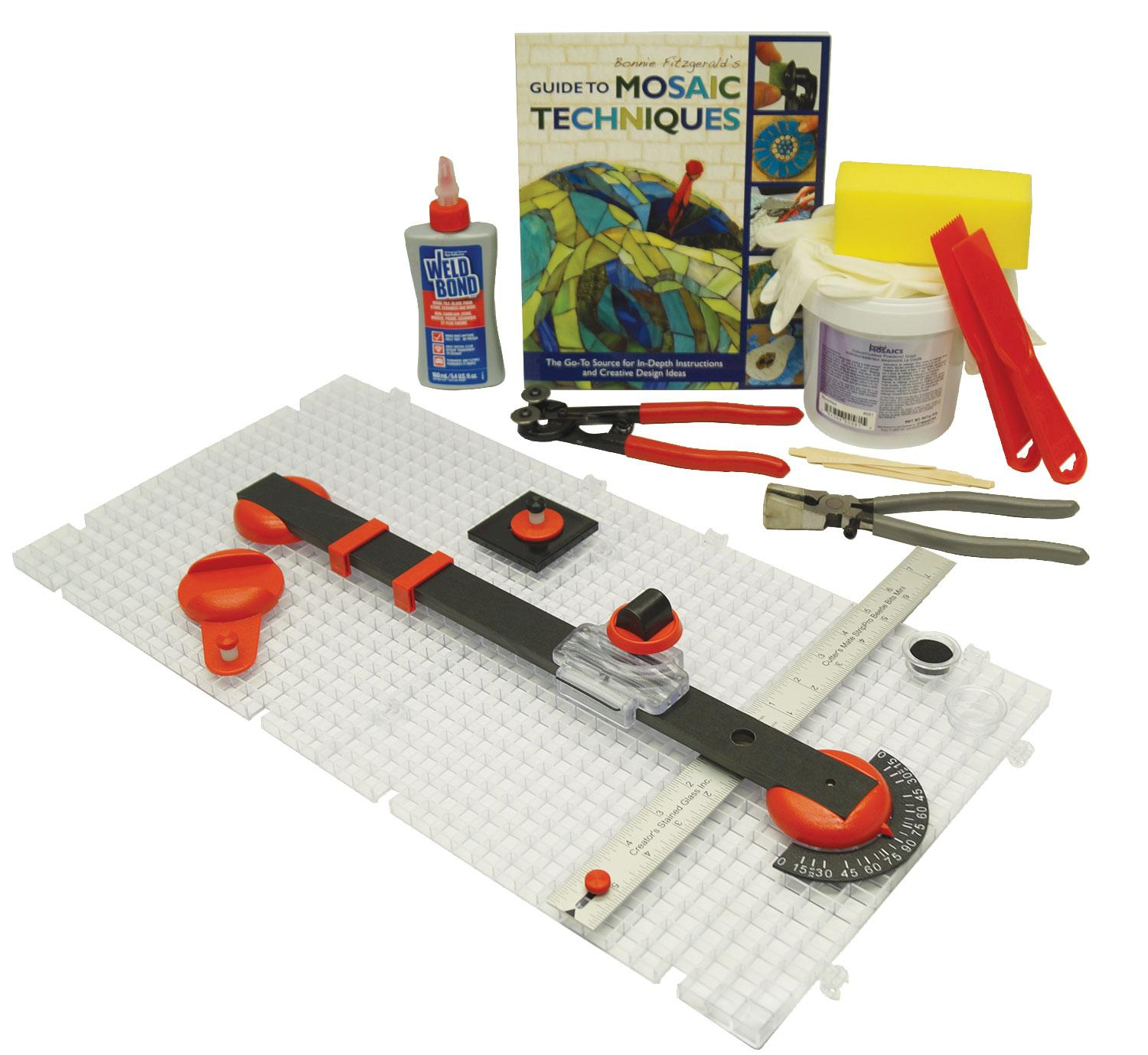 ultimate mosaic starter kit image gallery ultimate mosaic starter kit