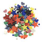 Wasser Pre-Cut Mega Mix - 160 Pieces