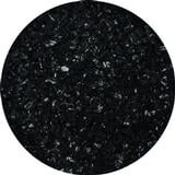 4 Lb Black Opal Medium Frit - 96 COE