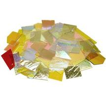 Dichroic Glass Supplies Scraps Slides And Sheets