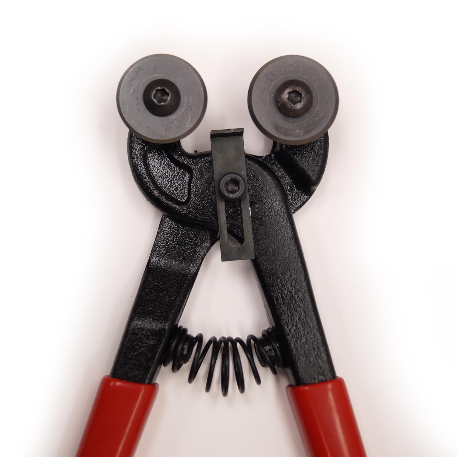 Wheeled Glass Nippers   Tools Supplies Tools & Supplies