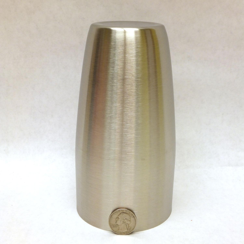 Large Floral Vase Former Stainless Steel Molds Delphi Glass