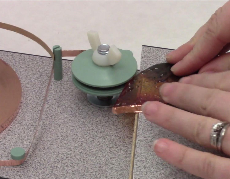 Table Foiler Foiling Supplies Delphi Glass Foiling Supplies