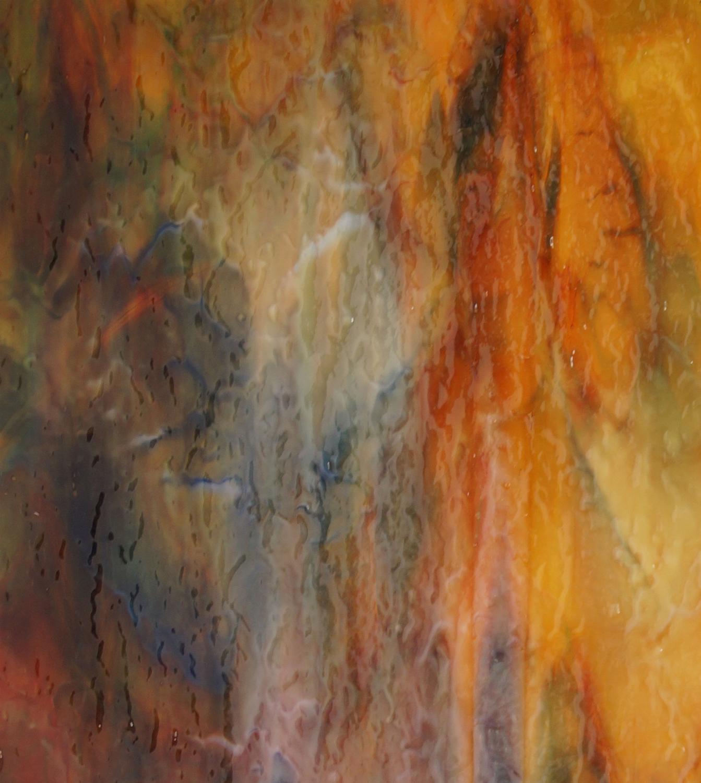 Uroboros Yellow Red Blue Orange Green White Gold
