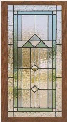 Innovative Stained Glass Cabinet Doors Model