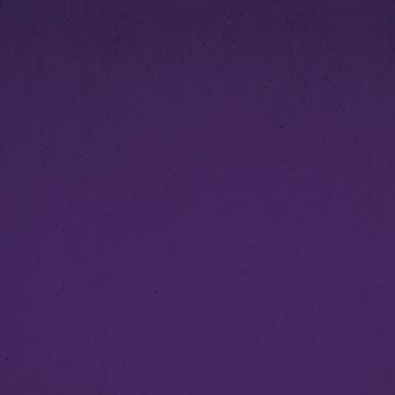 Bullseye Deep Royal Purple Transparent Double Rolled - 90 COE