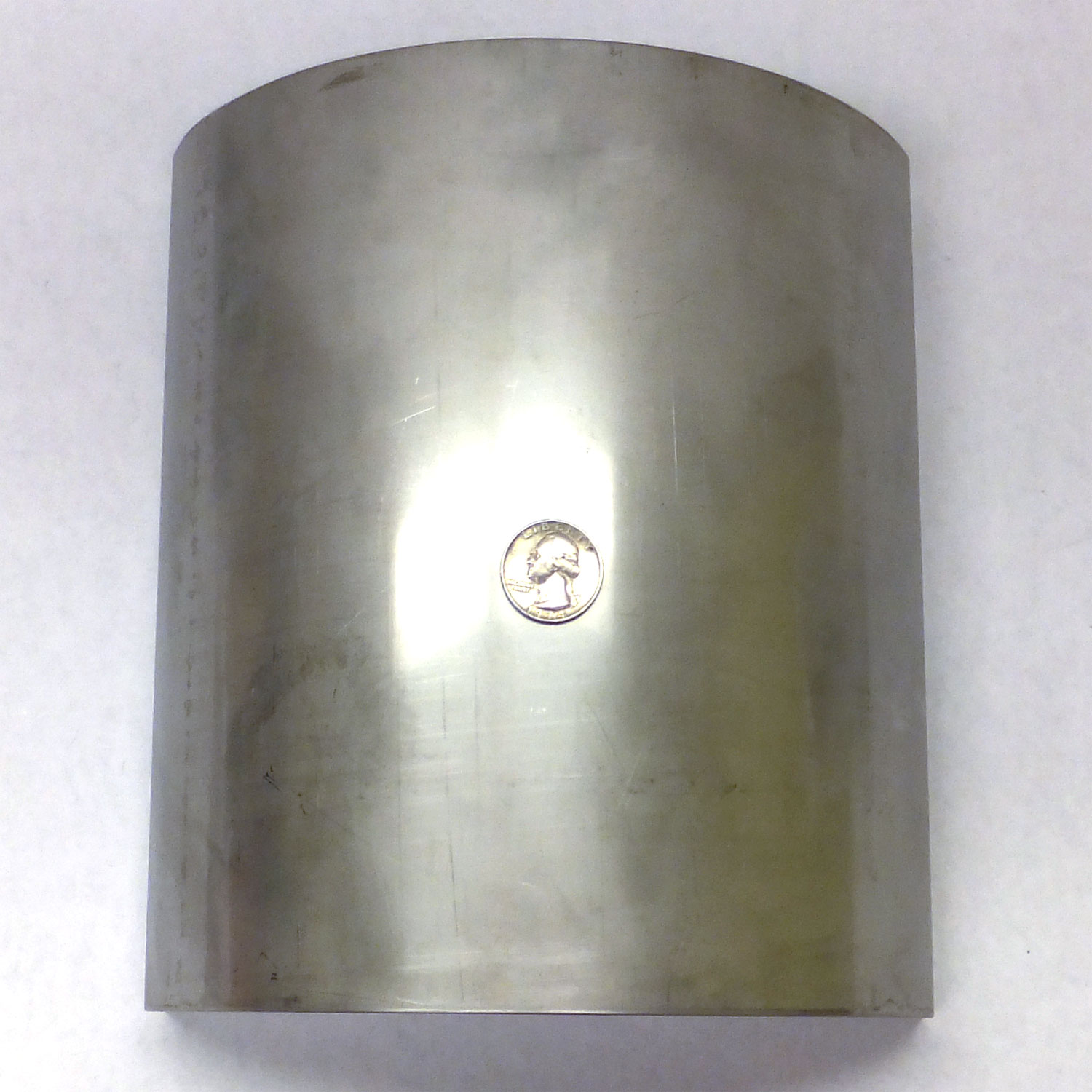 Wall Sconces Next To Tv: Stainless Steel Delphi Glass