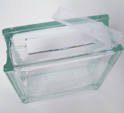 Clear Glass Blocks For Crafts