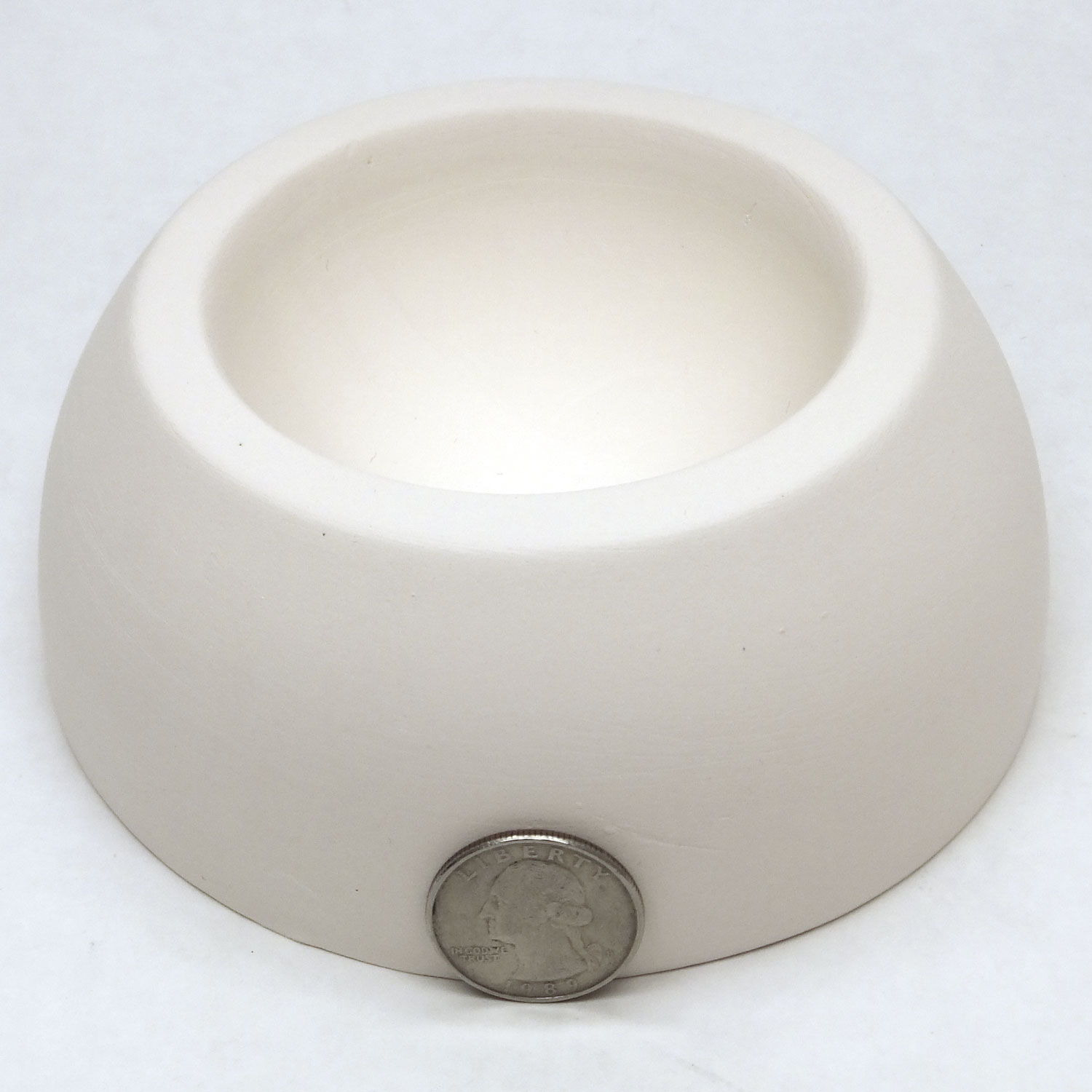 Delphi Studio Dome Paper Weight Mold Glass Casting