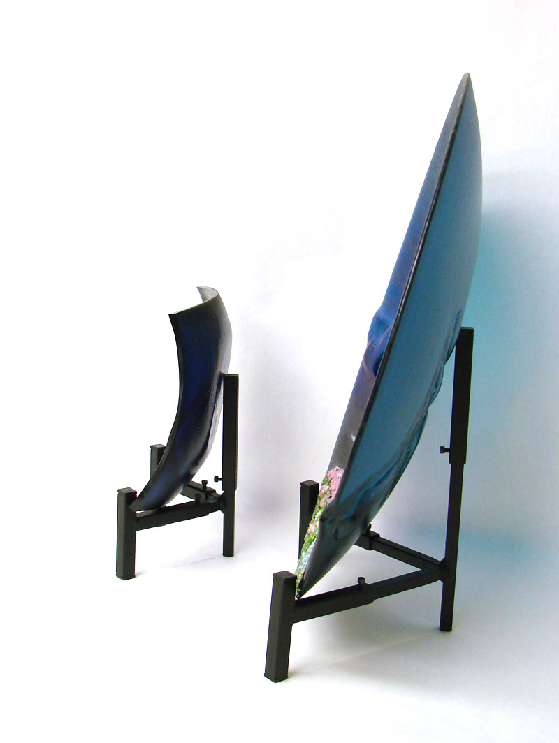 Adjustable Easel Stand Special Order Delphi Glass