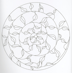Mandala Stained Glass Patterns Collections Delphi