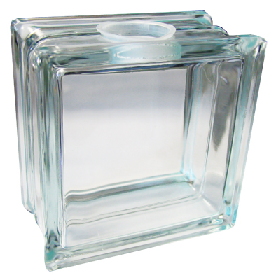 Kraftyblok 5 1 2 Quot Clear Glass Block Items To Mosaic