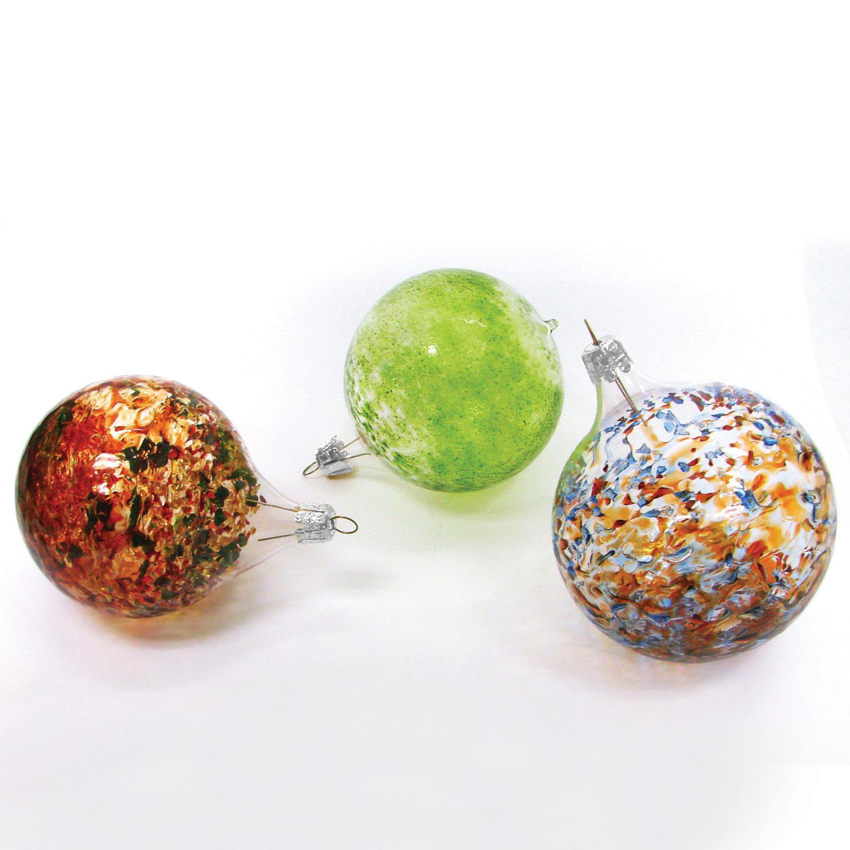 Glaskolben Blown Glass Ornaments Kit | Blowing Delphi