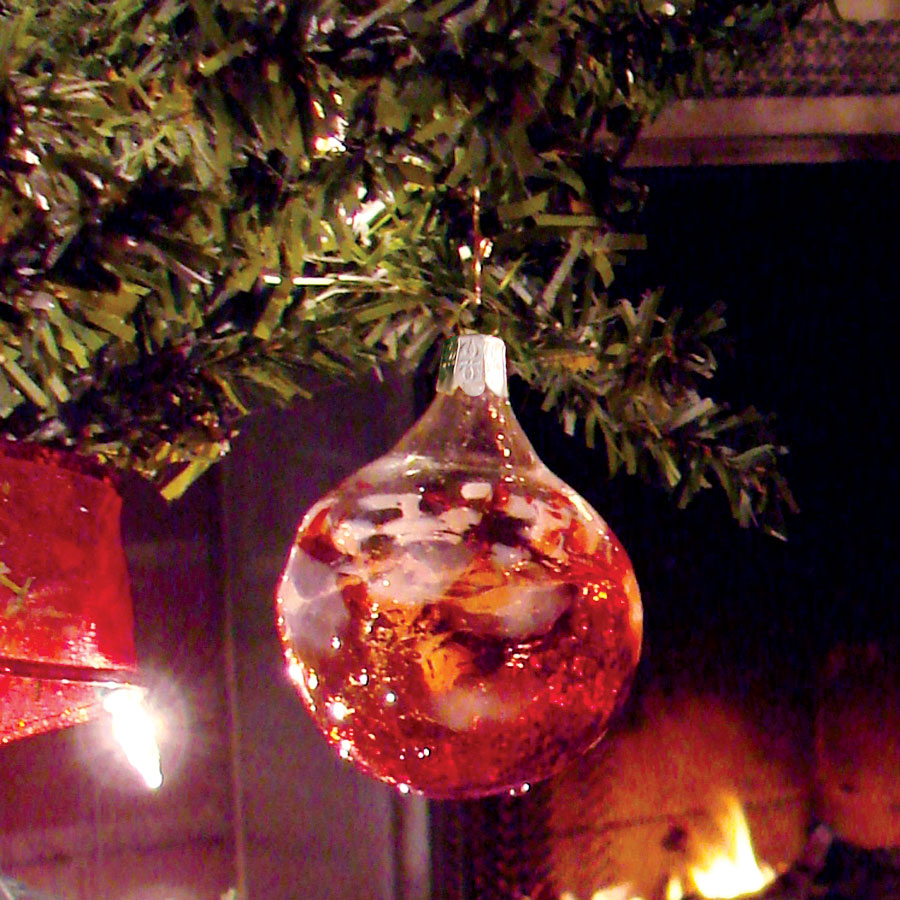 Glaskolben Blown Glass Ornaments Kit