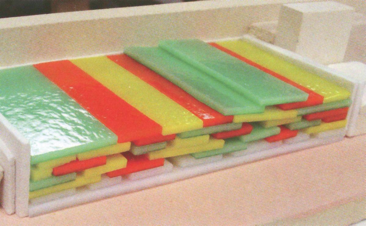 Contemporary Fused Glass Fusing Books Delphi Fusing Books