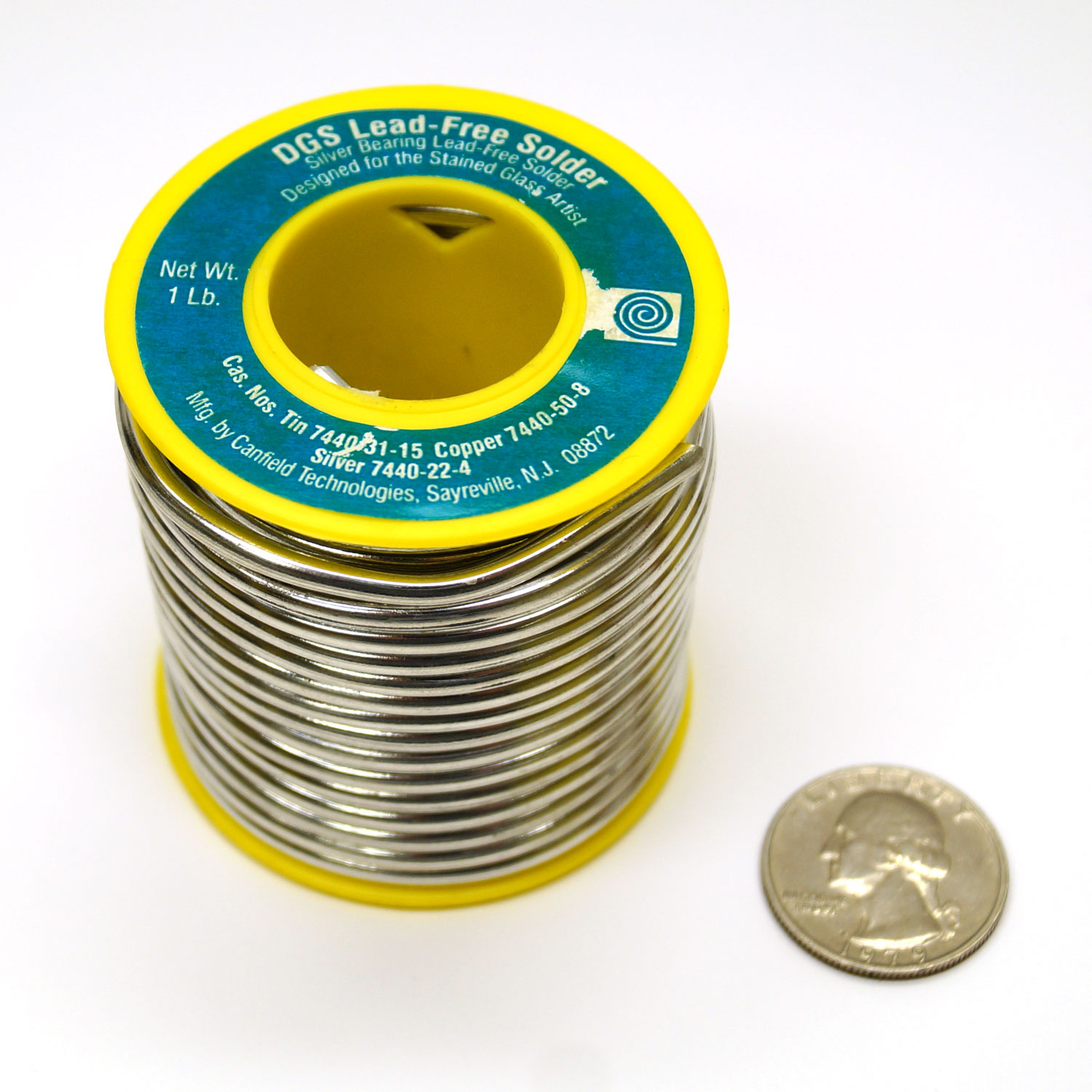 Canfield Dgs Solder-1-Pound