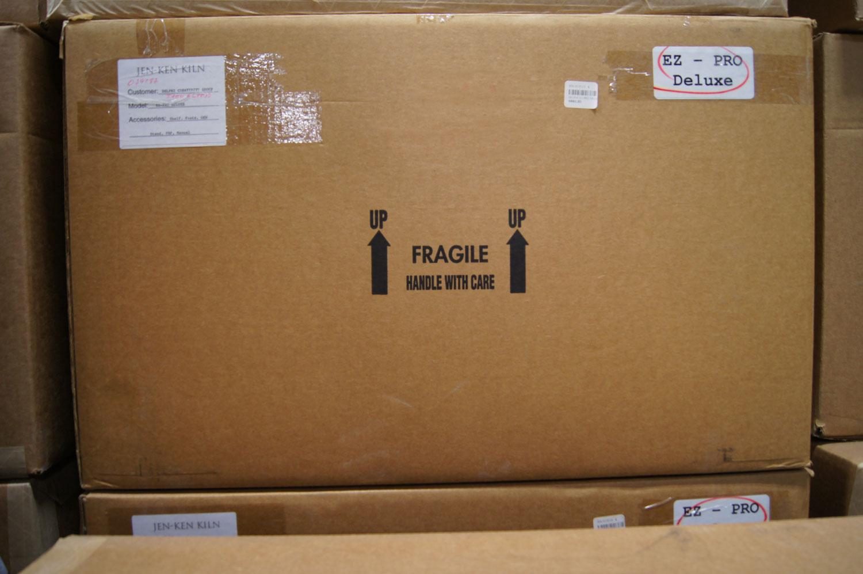 Delphi Ez Pro 15 6 Kiln International Voltage 220 240v