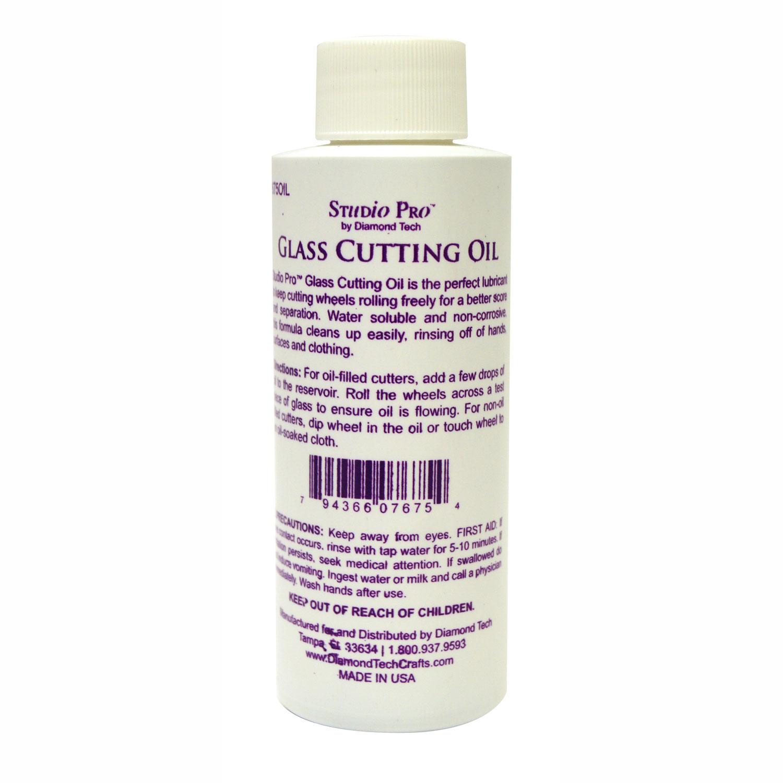 Studio Pro Glass Cutting Oil 4 Oz Cutters Cutters