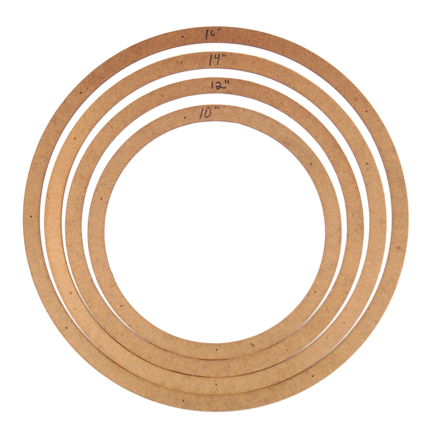 """12"""" Circle Layout Frame   Assembly Tools Delphi Glass"""