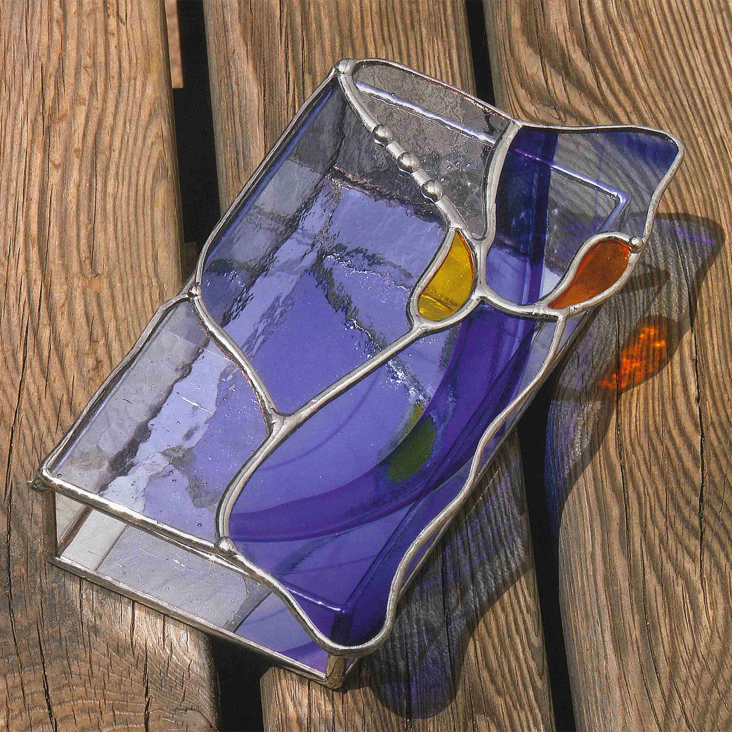 Leaded Glass Projects And Techniques Instructional Reference Delphi
