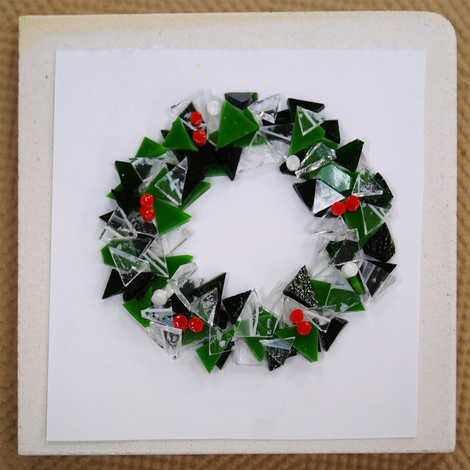 Free Fused Wreath Project Guide