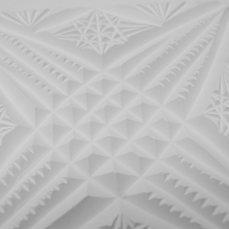 Marquis Texture Mold Delphi Glass