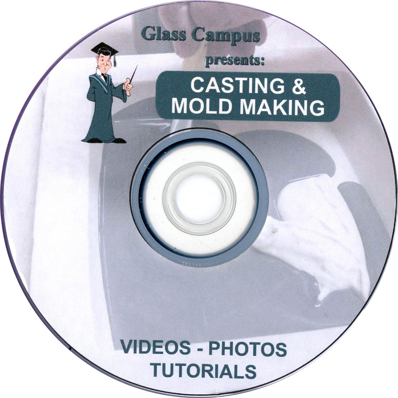 Casting Mold Making Dvd Rom