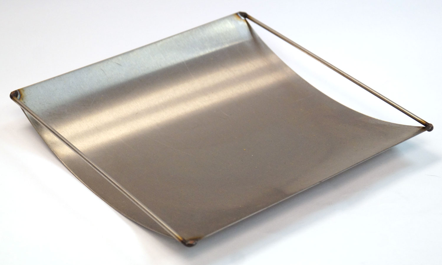 8 Quot Stainless Steel Reversible Mold Delphi Glass